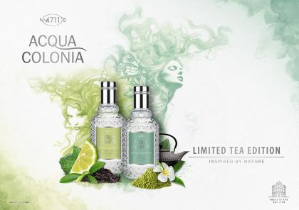 limitierte Acqua Colonia TEA EDITION